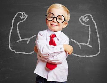 Πώς θα ενισχύσω τα ταλέντα και την αυτοεκτίμηση του παιδιού μου